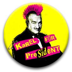 KarelForPresident