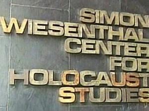 Středisko Simona WiesenthalaTOP