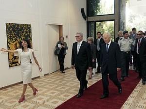 German+President+Joachim+Gauck+Visits+Israel_TOP