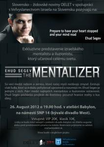 Ehud Segev_The Mentalizer_Pozvanka_FINAL