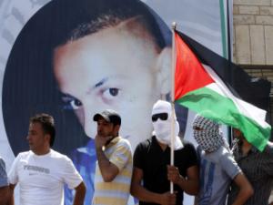 Upálení Muhammada Abu Khdeira pomstou za vraždu studentů_TOP