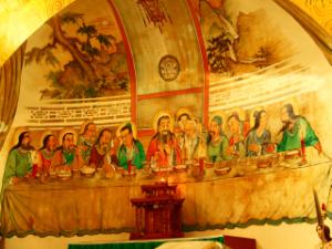Čína - Ježíš a apoštolové_TOP