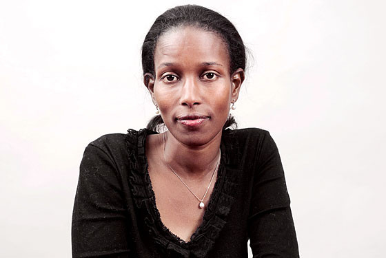 Aayan Hirsi Ali