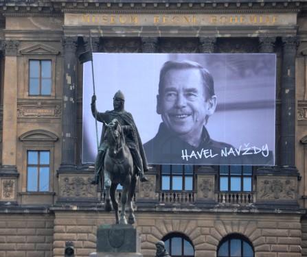 Václav_Havel_2014_Václavské_náměstí