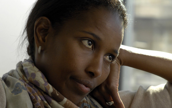 AYAAN - FEB28 - Author Ayaan Hirsi Ali talks about her autobiogr