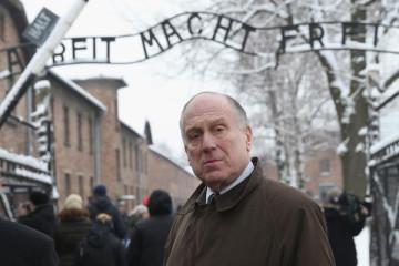 Ronald+Lauder+Auschwitz+Prepares+70th+Anniversary+asQEphJ6vsll
