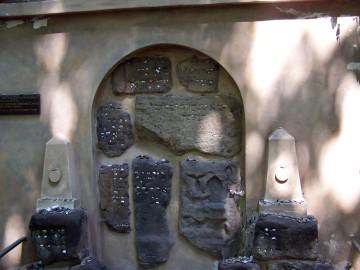 Praha - Jewish Cemetary